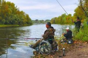 Народная рыбалка прошла в Неклиновском районе