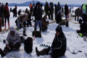 На Московском море пройдёт самая массовая рыбалка России